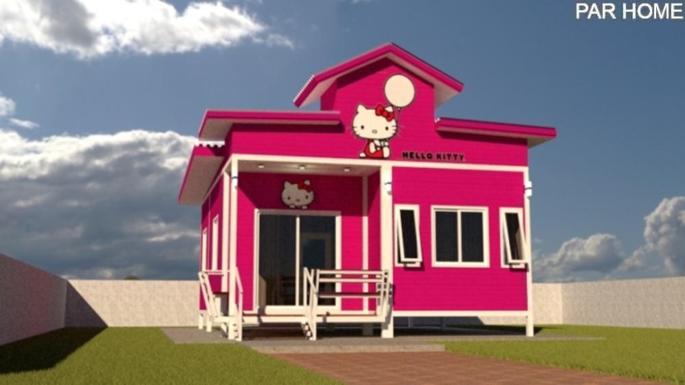 บ้านน็อคดาวน์ PH-9